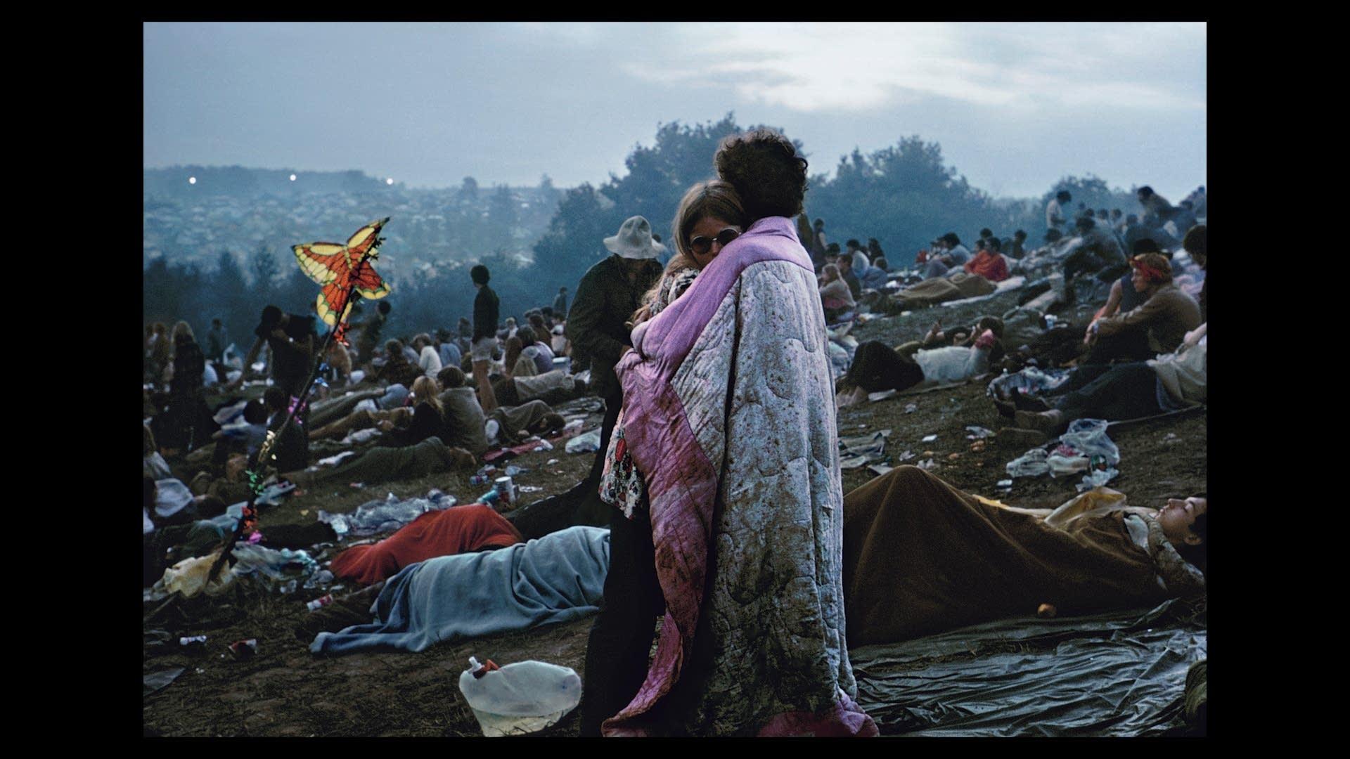 Woodstock album cover