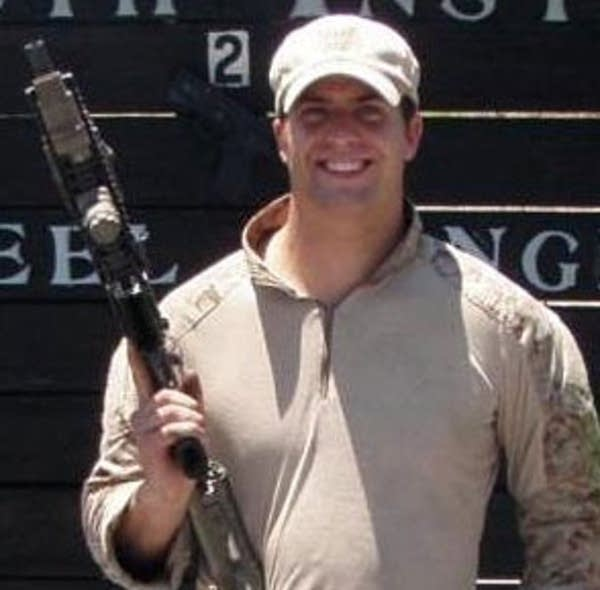 Nick Spehar, Navy SEAL