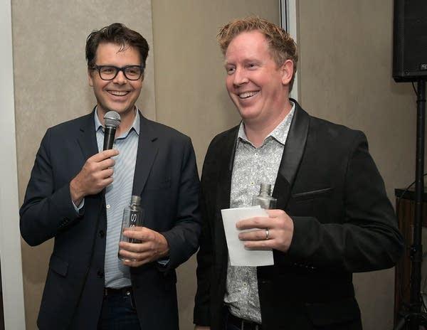 Phil Johnston and Jared Bush