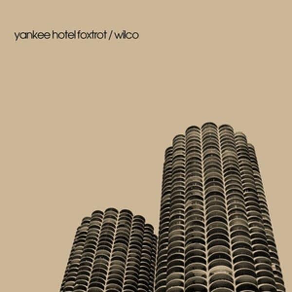 Album art for Wilco's Yankee Hotel Foxtrot