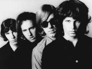 The Doors in an undated publicity photo