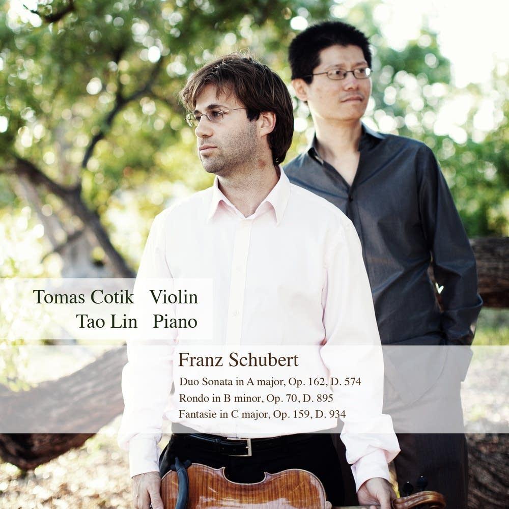Tao Lin & Tomas Cotik - Franz Schubert