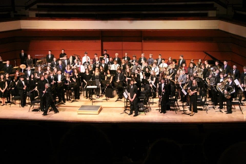 MMEA All-state symphonic band