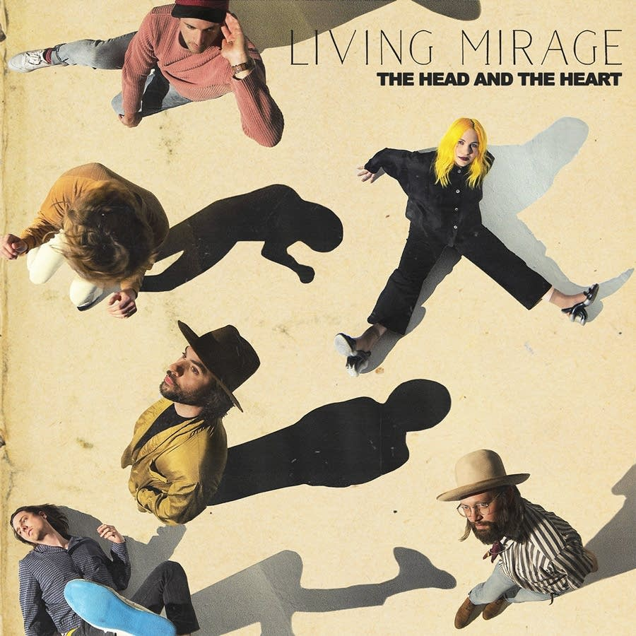 The Head and the Heart, 'Living Mirage'