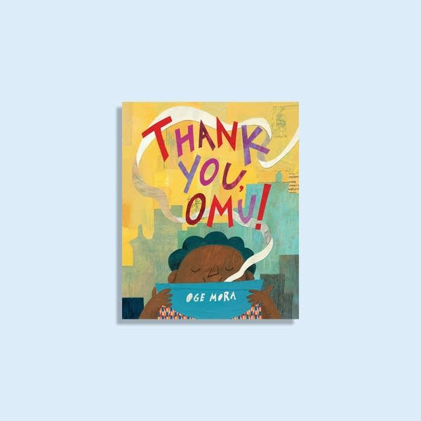 Julie's Library: Thank You, Omu!