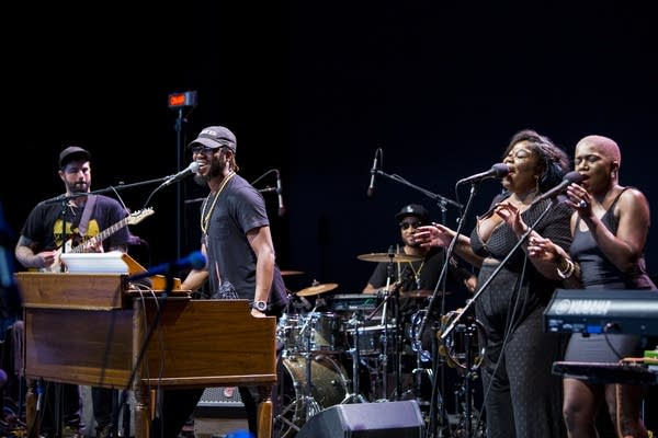 """Cory Henry & The Funk Apostles perform """"Love Will Find a Way."""""""