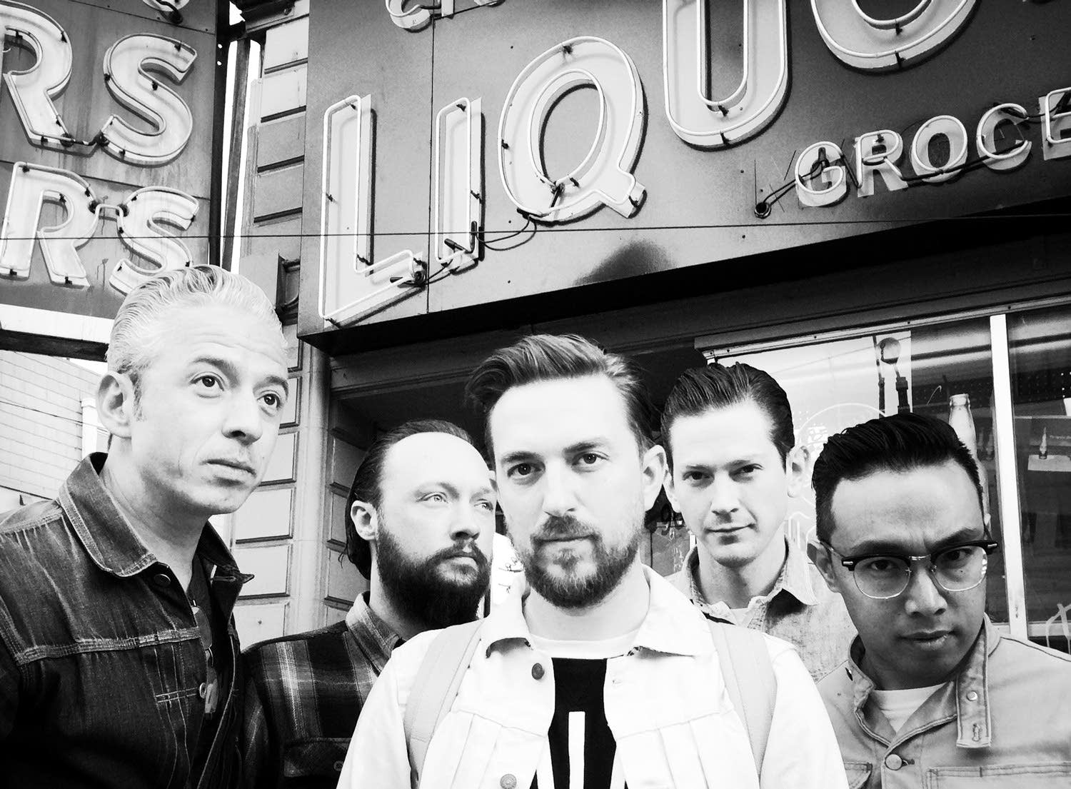 JD McPherson band