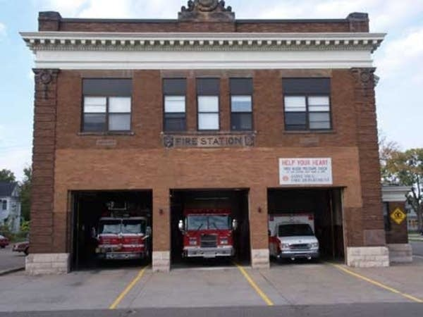 St. Paul fire station