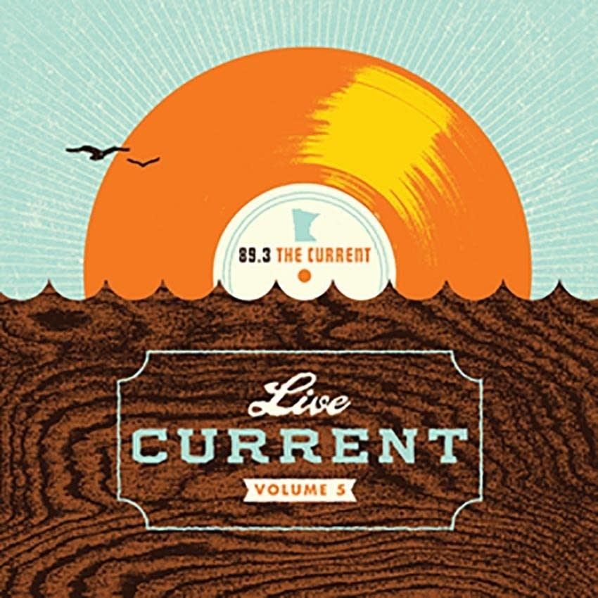 Live Current, Volume 5 cover art