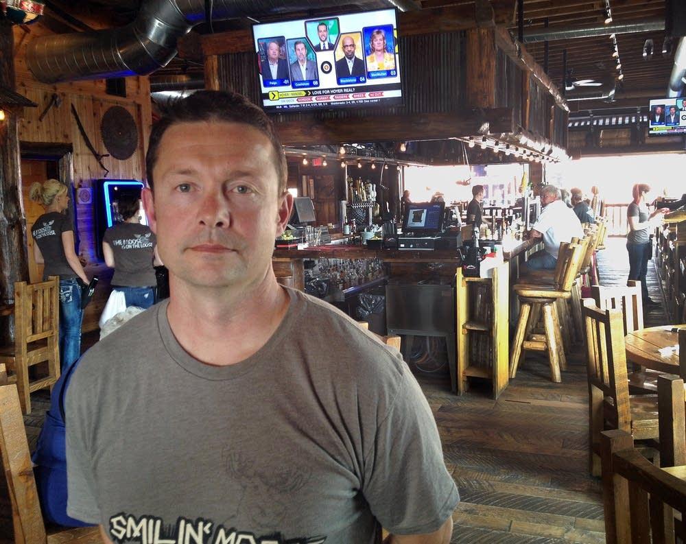 Restaurant owner Tom Tomaro