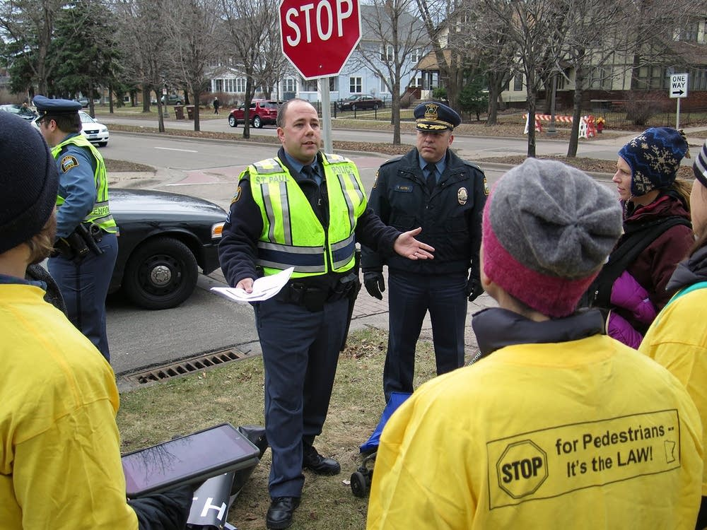 """Stop for Me"" campaign"
