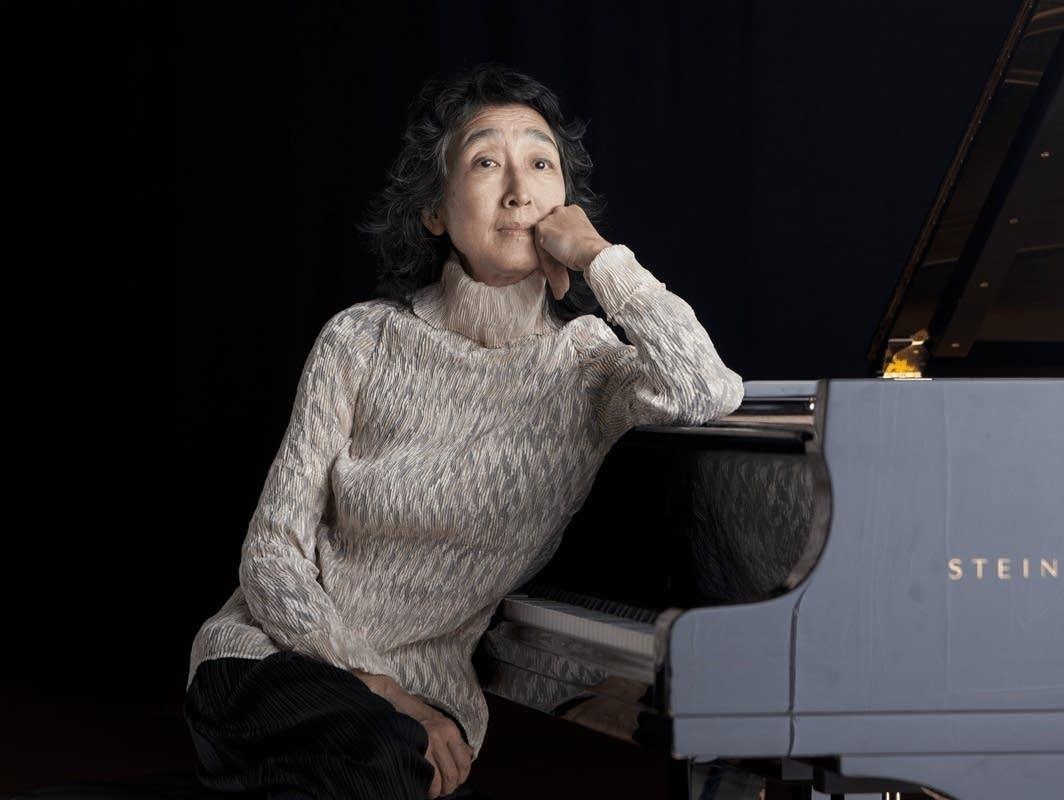 Dame Mitsuko Uchida, pianist and conductor
