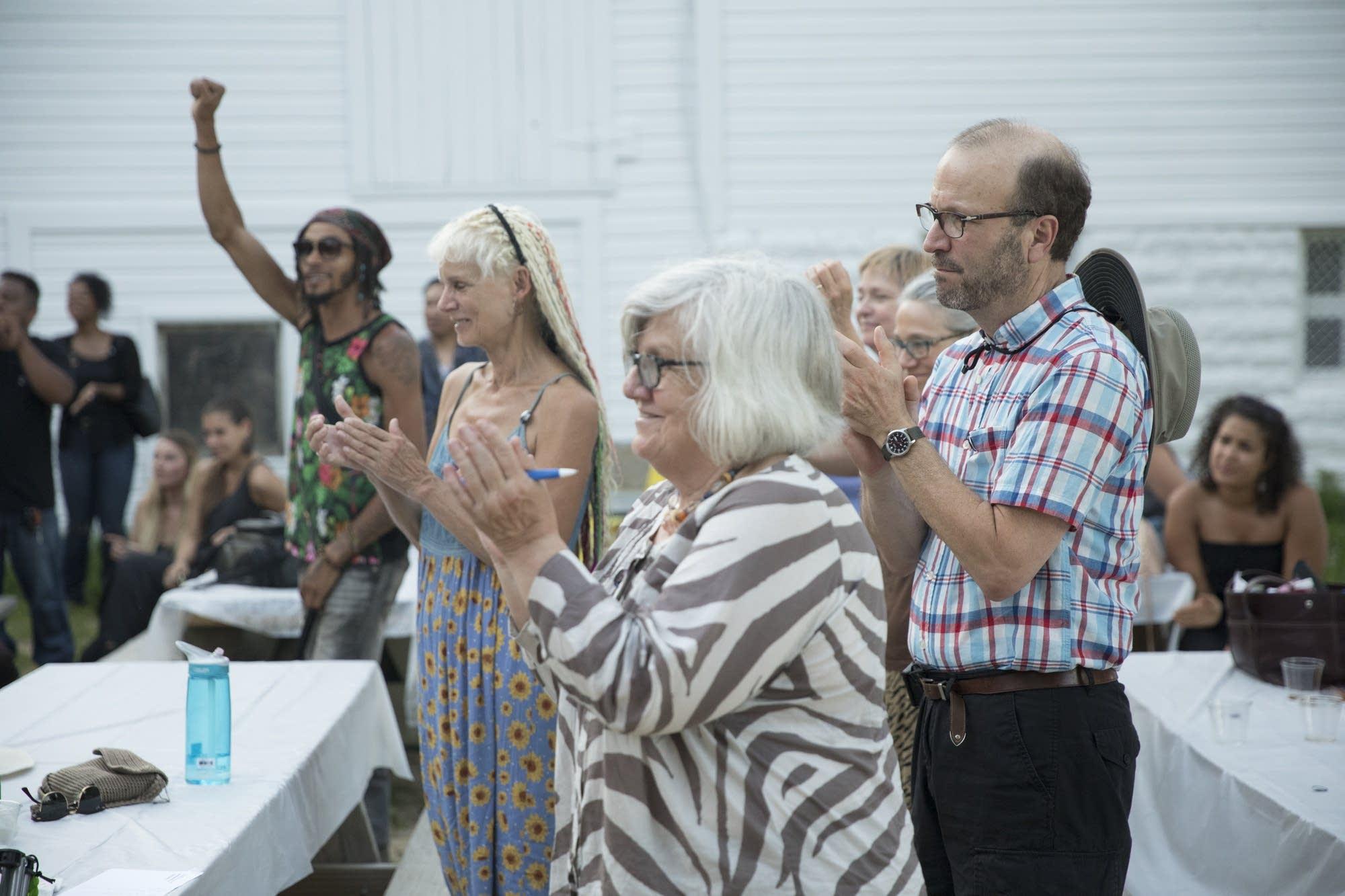 Castile memorial events