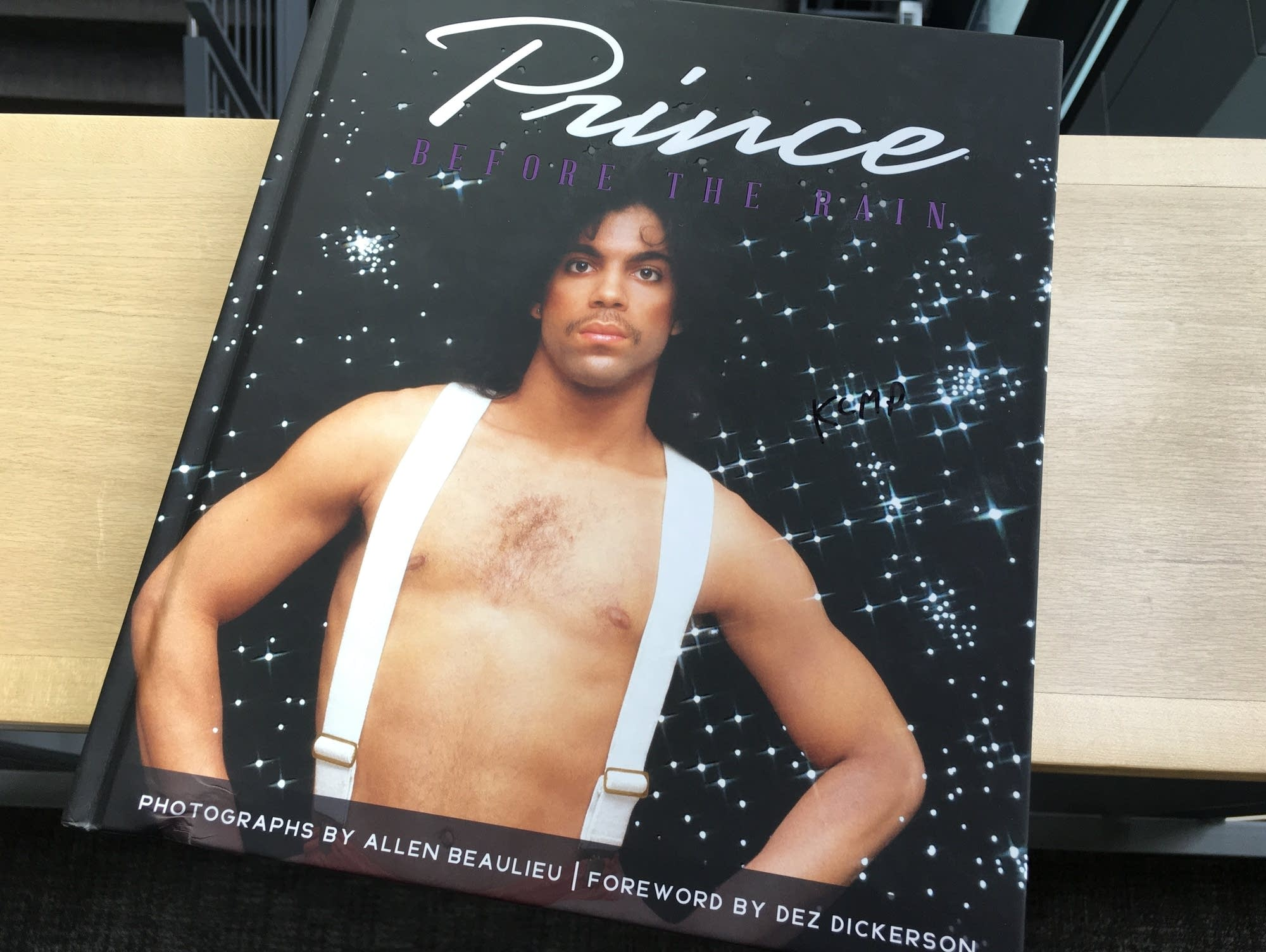 Allen Beaulieu's 'Prince: Before the Rain.'