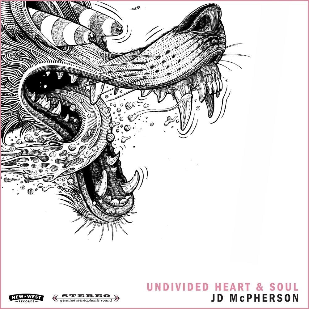 JD McPherson, 'Undivided Heart & Soul'