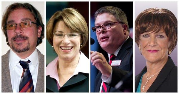 Senate candidates 2018