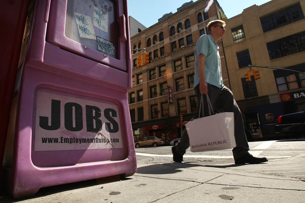 Minnesota's jobless rate dropped to 5.9 percent