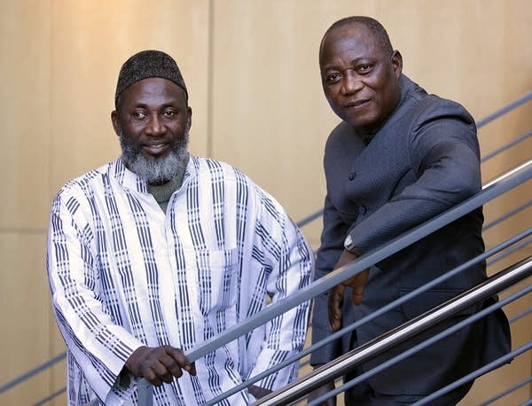 Imam and pastor