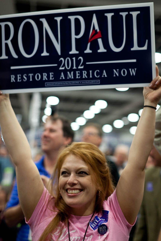 Republican State Convention 2012