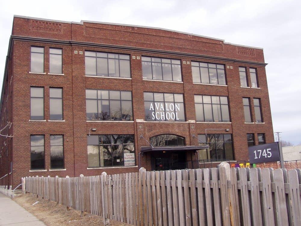 Smaller school
