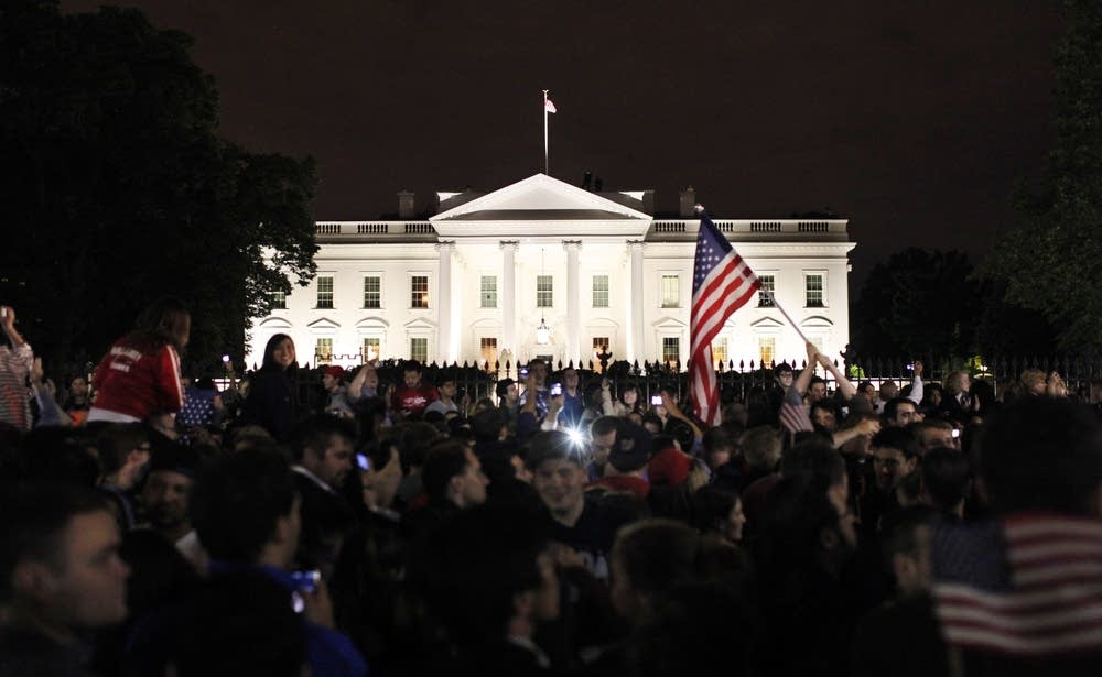 White House Sunday night