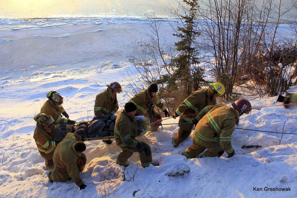 Duluth car crash