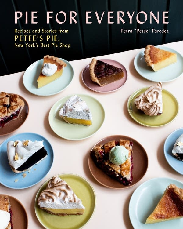 Pie for everyone book cover