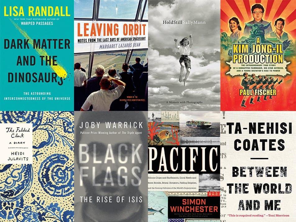 2015 nonfiction picks