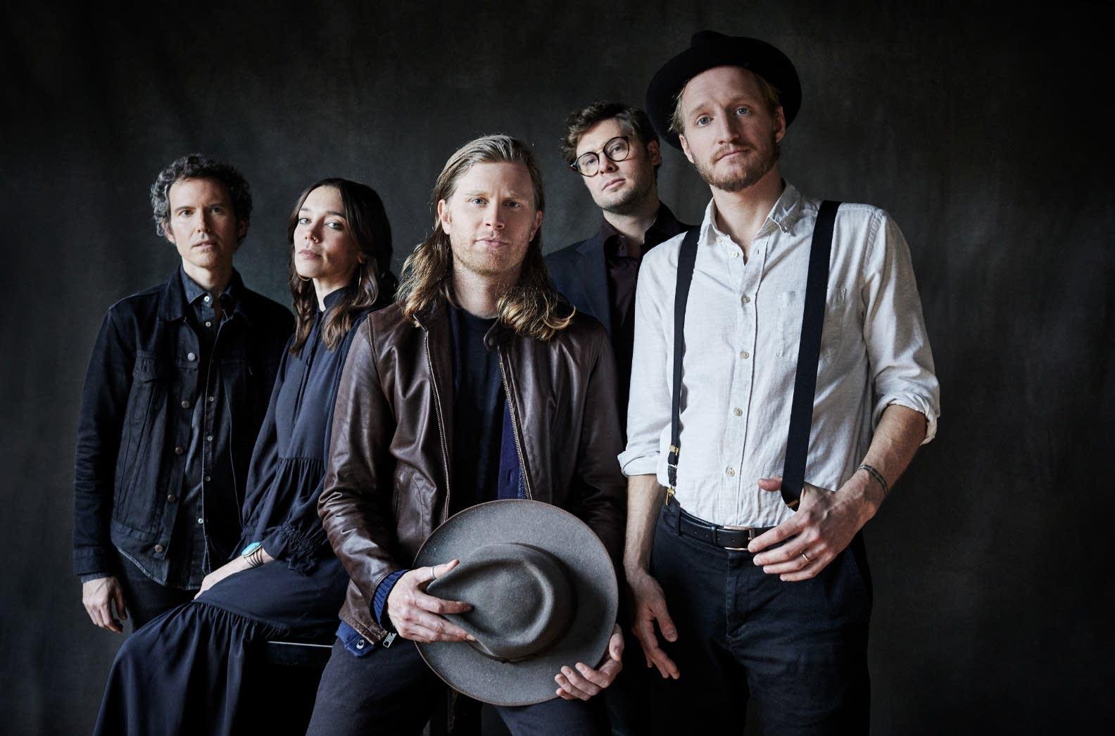 The Lumineers - 2019 press photo