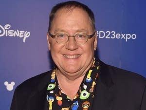 Director John Lasseter