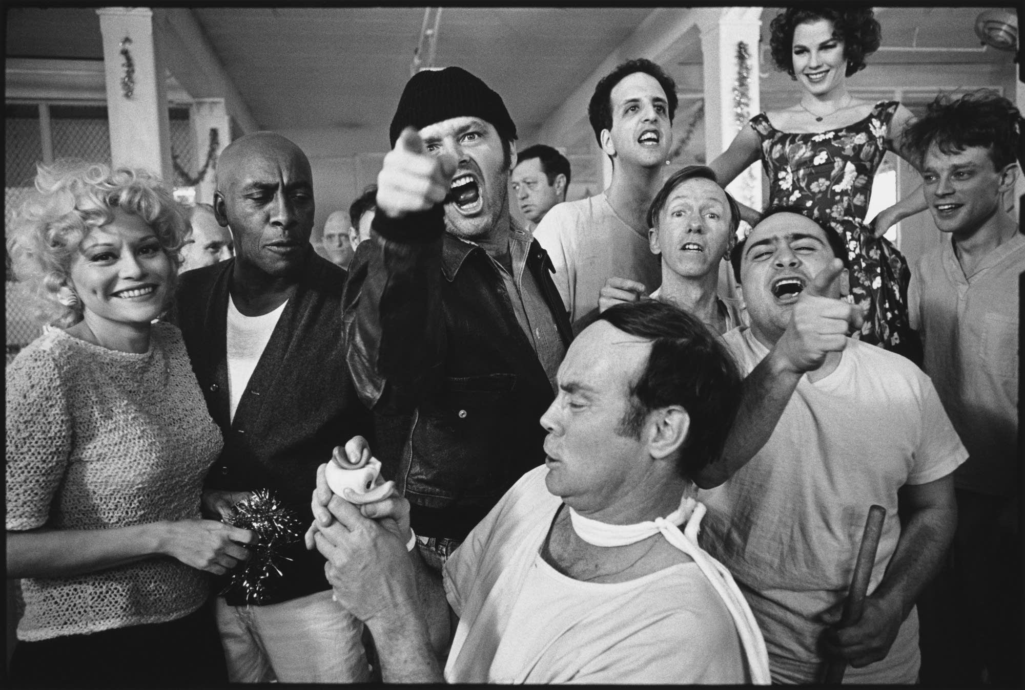 Mary Ellen Mark, One Flew Over the Cuckoo's Nest