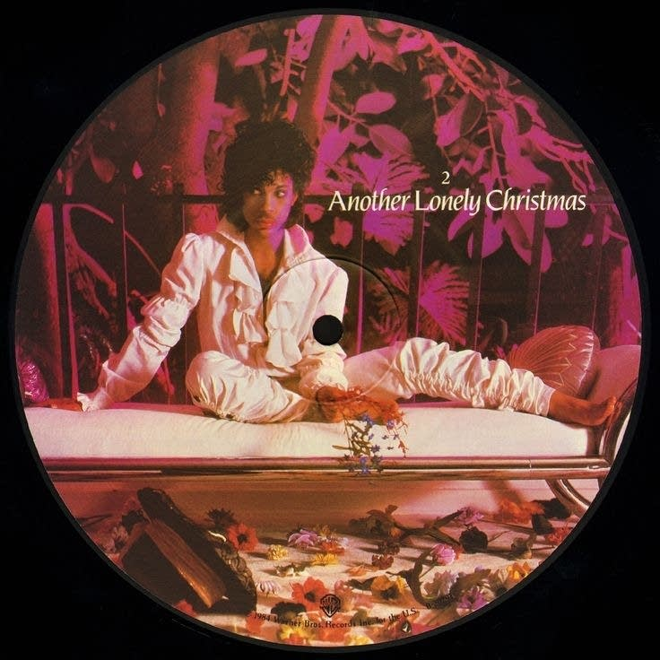 Lonely Christmas.How Prince Spent Another Lonely Christmas In 1984 The