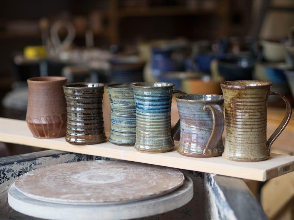 Passofaro pottery 1