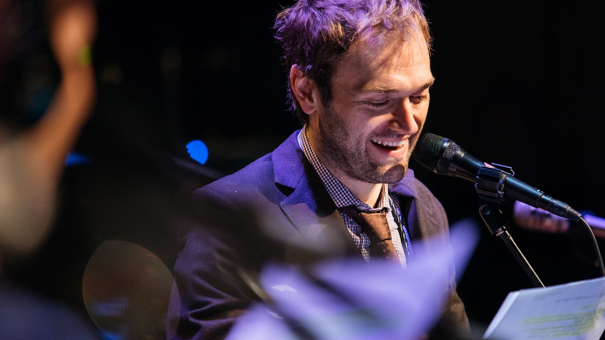 For Chris Thile hosting Prairie Home is opportunity of a lifetime