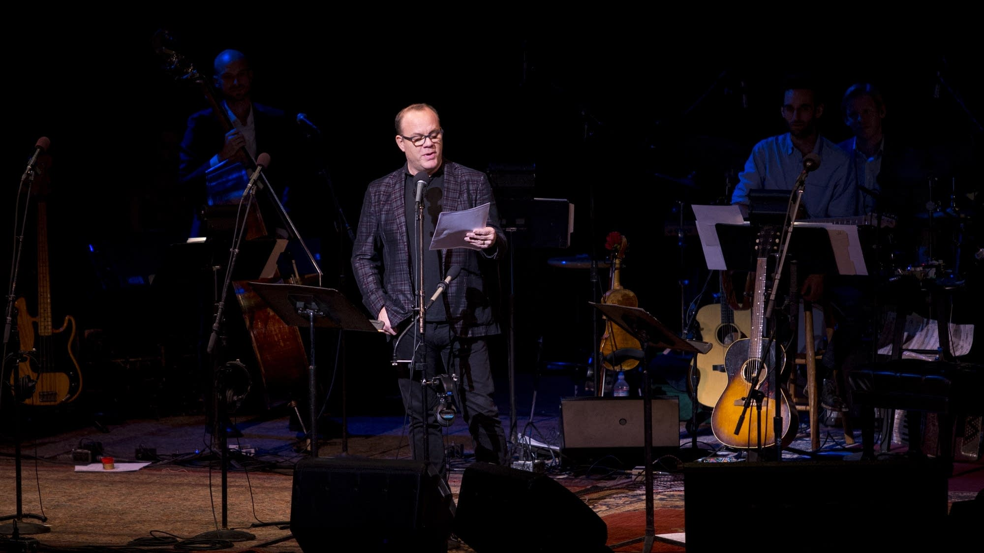 Tom Papa Out in America in Northern California