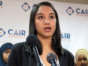 CAIR MN civil rights director Amarita Singh