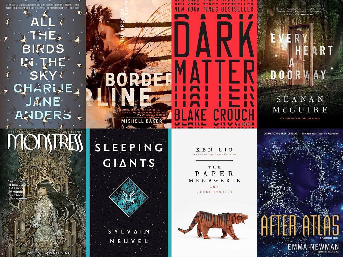 The Thread's 2016 sci-fi and fantasy picks