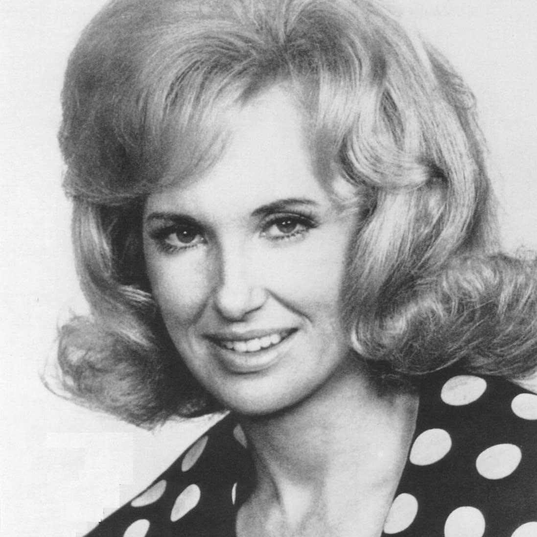Tammy Wynette 1975 publicity photo
