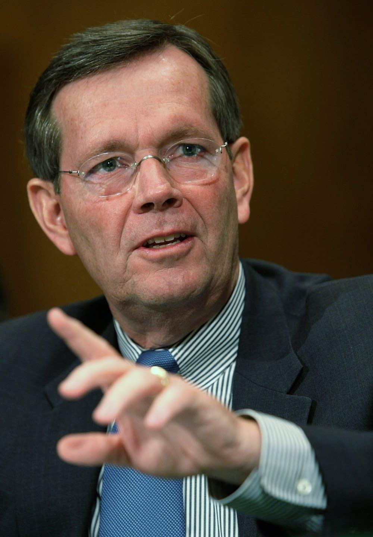 HHS Secretary Michael Leavitt