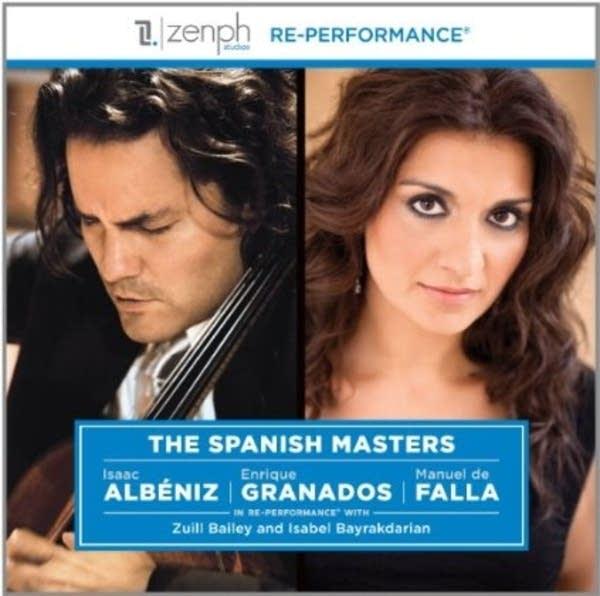 The Spanish Masters - Albeniz/Granados/Falla
