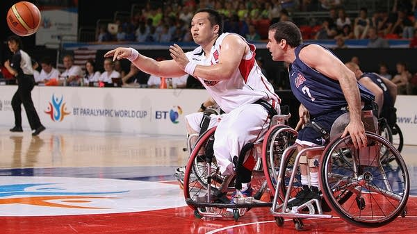 BT Paralympic World Cup - Day Two