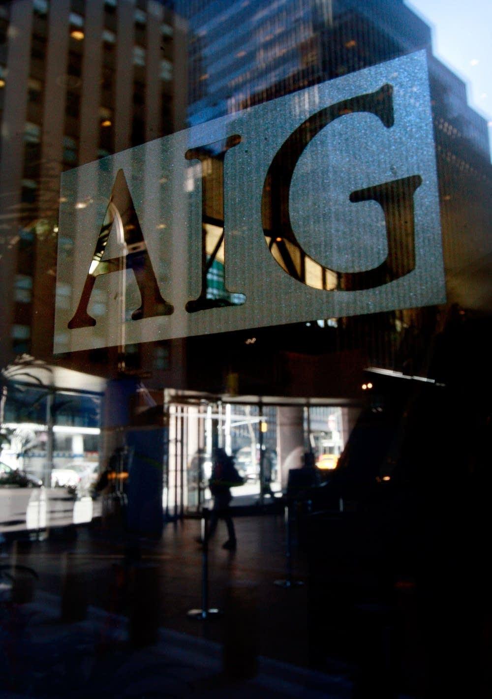 Outrage over AIG bonuses