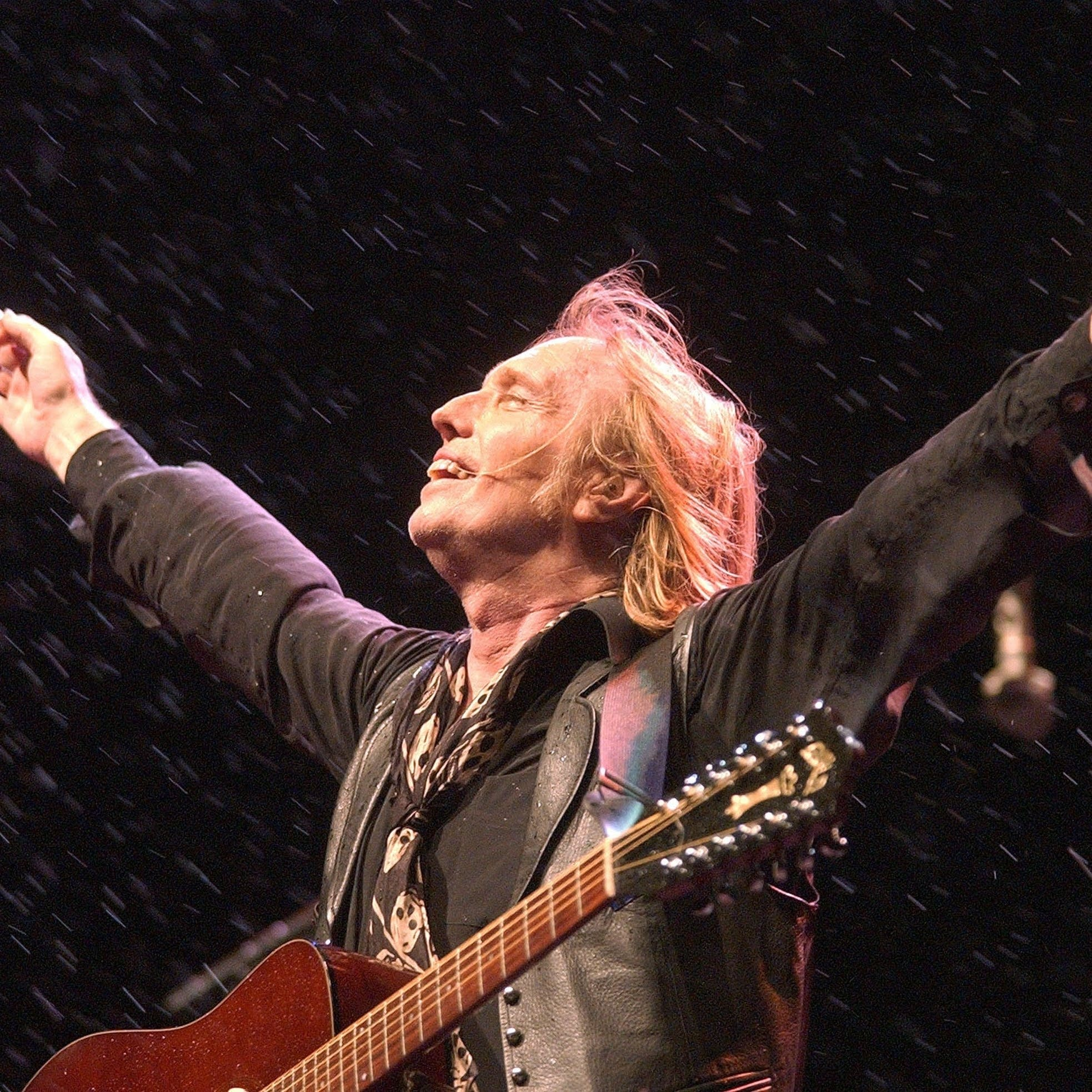 Tom Petty at the Austin City Limits Music Festival in 2006