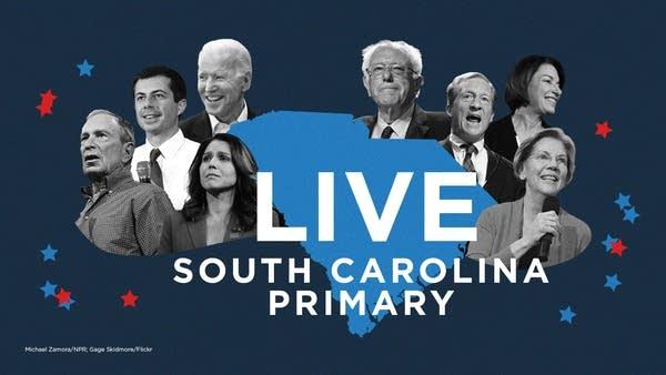2020 South Carolina presidential primary election