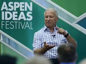 Andy Stern at the Aspen Ideas Festival