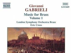 Giovanni Gabrieli - Canzon XIV