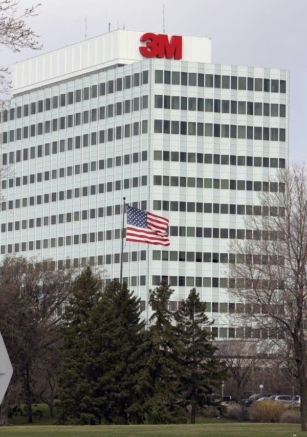 3M headquarters in Maplewood