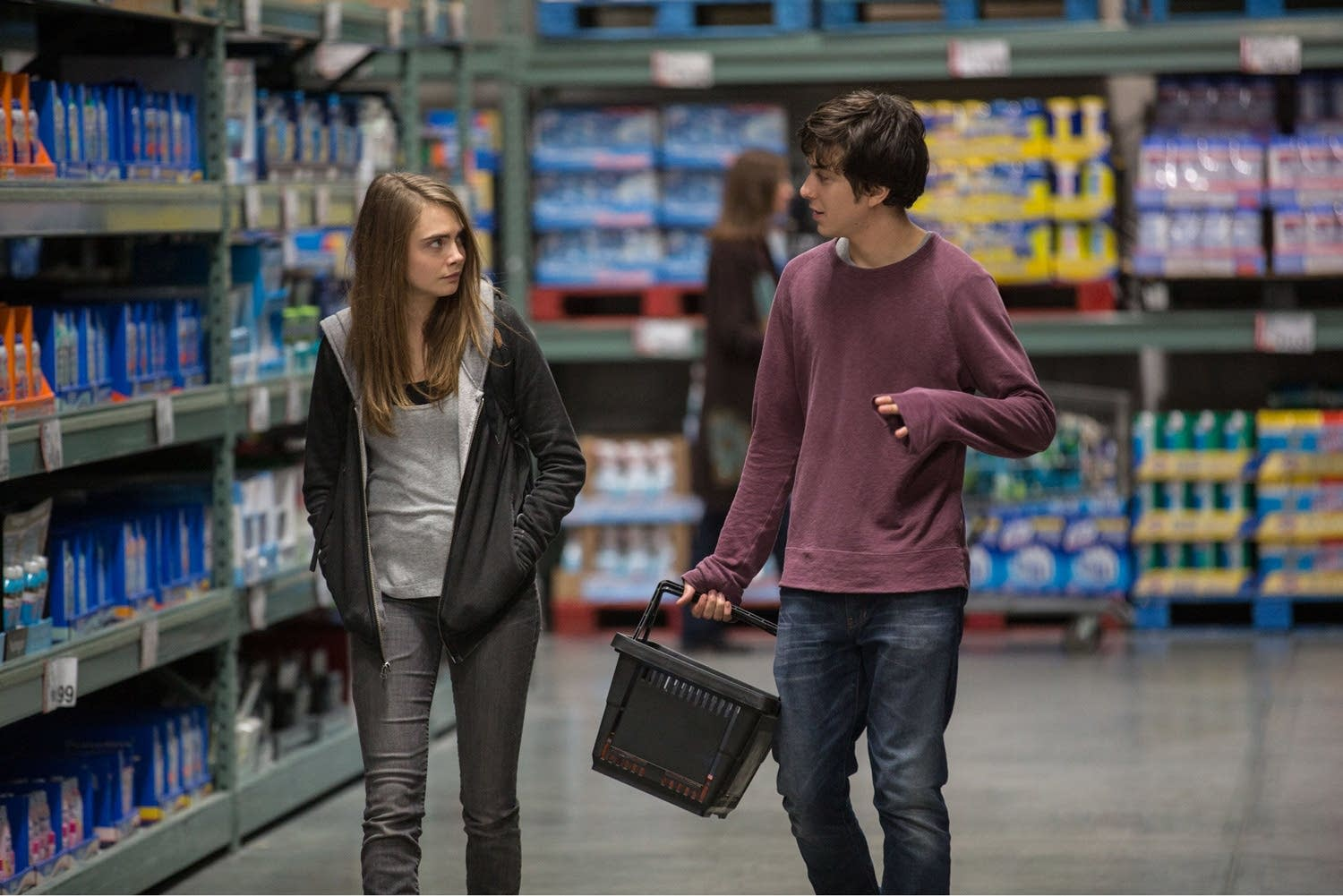 Cube Critic: 'Paper Towns' | The Current
