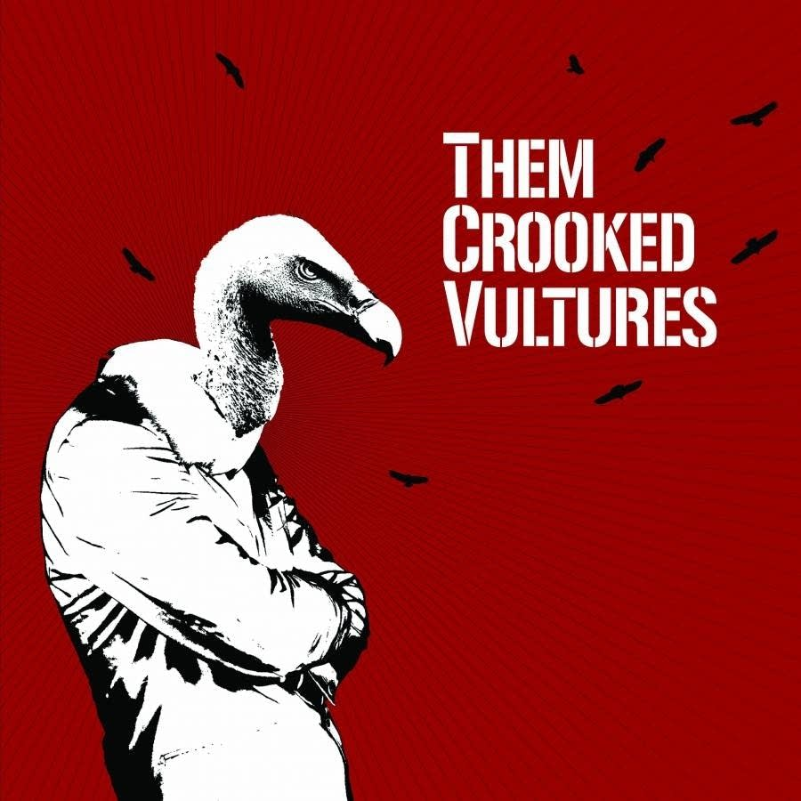 Them Crooked Vultures (self-titled)