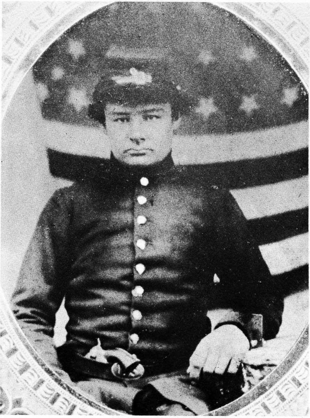 Sgt. Edward Bassett